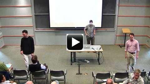 Matt Reece, Harvard & KITP, New Physics (Theory) @ Future Hadron
