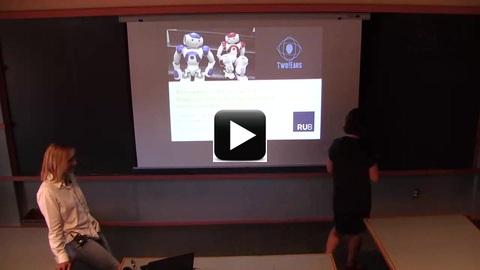 Dorothea Kolossa, Ruhr-Uni  Bochum & KITP, Perception in the