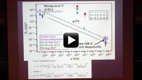 Kenta Hotokezaka (Princeton), Neutron star merger contributions to R