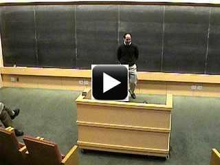 Juan Maldacena, Princeton, IAS, Conformal Collider Physics